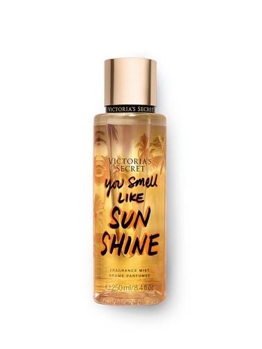Victoria's Secret Victoria Secret You Smell Like Sun Shine Mist 250 Ml Renksiz